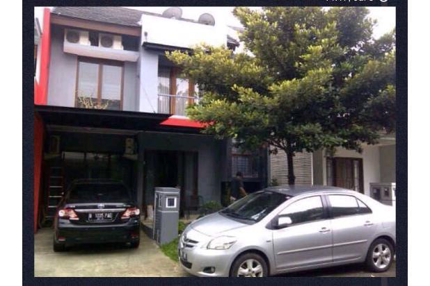 Dijual Rumah Minimalis di Emerald Bintaro Tangerang Selatan 17307559