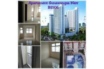 Dijual  Apartement Gunawangsa Merr Surabaya 2br