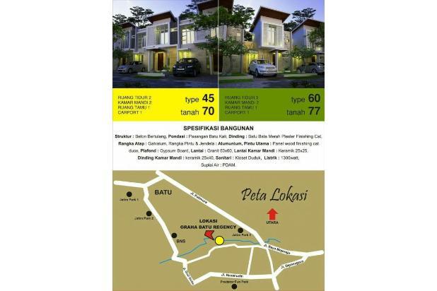Rp502jt Rumah Dijual