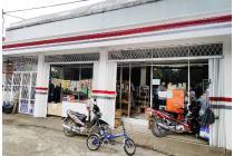 Dijual Rumah Gratis Minimarket Plus Bonus Motor.