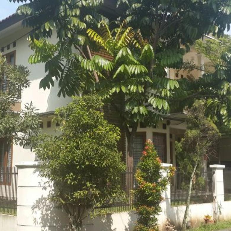 Rumah Hook 2 LT Bukit Cimanggu City, Bogor, Akses jalan tol.