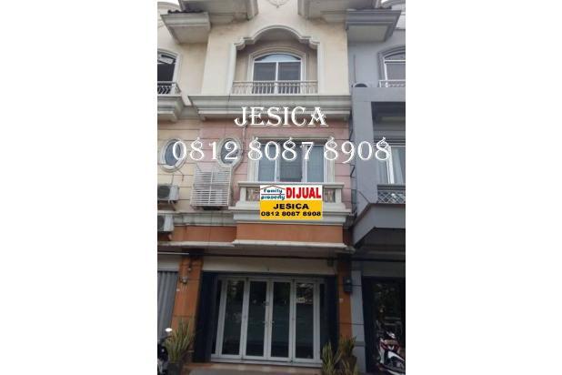 Rukan Hadap Jalan Lokasi Bagus Untuk Bisnis Miamia City Resort uk.4.5x15 14205560
