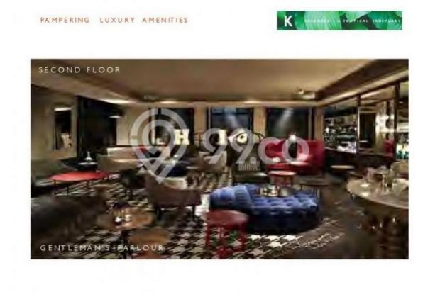 Kasamara Residence The First Luxury Low-rise Resort Style Apt @ Bintaro 21612702