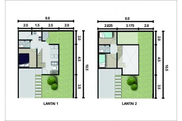 Dijual Rumah Bekasi Dp Ringan: Investasi Pasti Untung 12900392