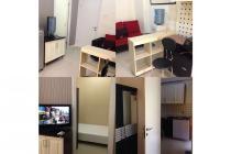 Apartment the green pramuka sewa furnish bulanan 2 BR