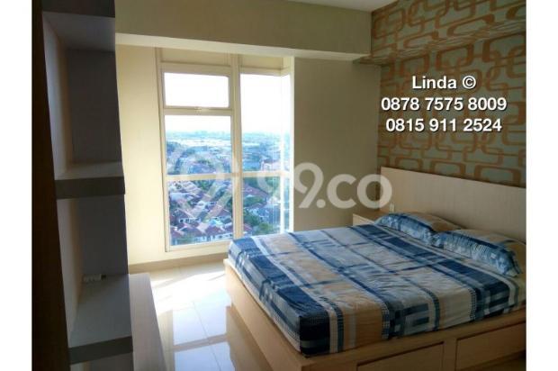 Apartemen Sherwood Kelapa gading furnished murah 7857351