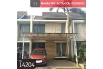 Rumah Puri Botanical Residence, Joglo, Jakarta Barat, 6x15m, 2