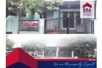 Dijual Rumah Design Menarik Keamanan 24jam Dekat Toll, Stasiun