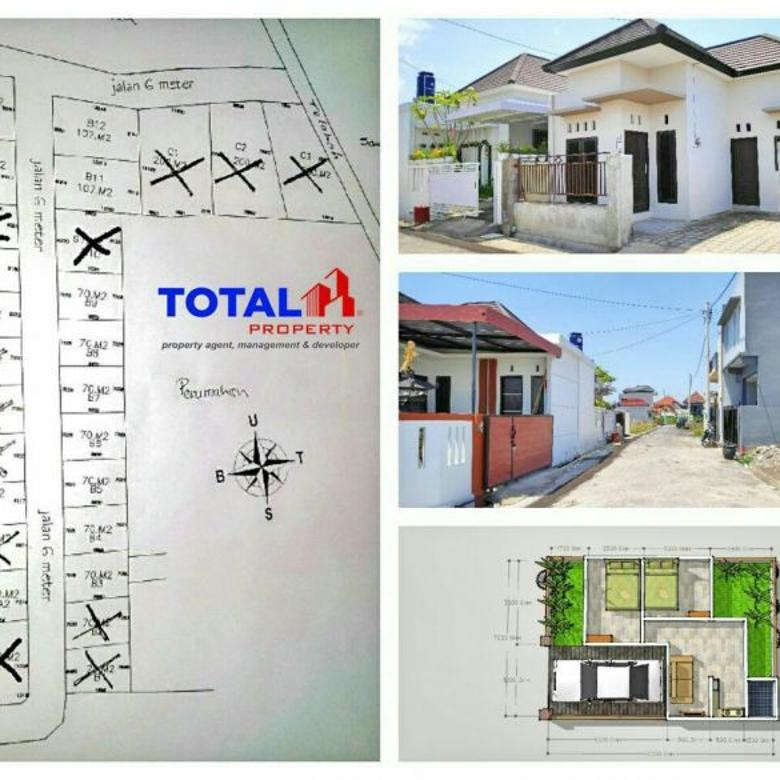 Dijual Rumah tipe 36/70 PROMO di Gatsu Timur, Denpasar Timur