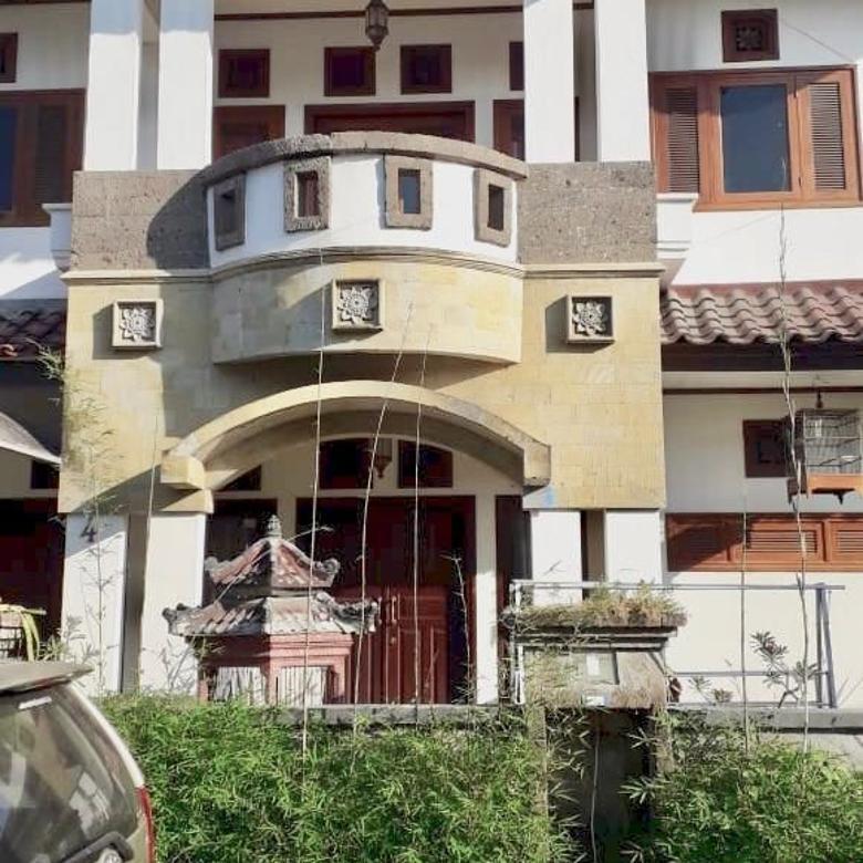 Dijual Rumah Klasik Nyaman di kawasan Renon Denpasar
