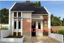 Hanya DP 6jt all in anda suda dapat rumah cantik di Bogor