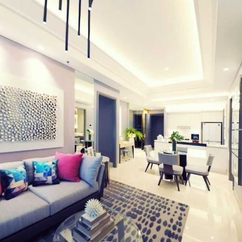 Apartemen Premium 2 BR Free Furnished