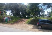 Dijual Tanah Lokasi Strategis Untuk Villa / Komersil di Punclut Bandung