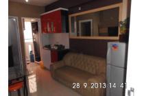 Sewa Apartemen 2 kmr Ff Bulanan 5 Juta Di Green Pramuka