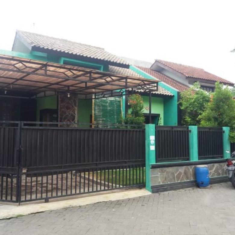 Hunian cluster 5 menit ke Pandawa Water World Solobaru