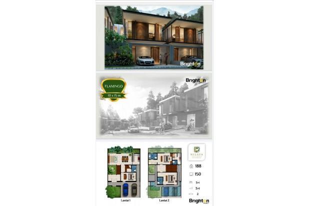 Rp1,6mily Vila Dijual