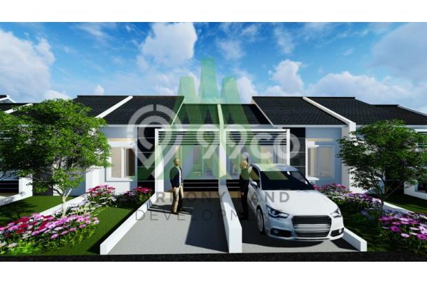 Rumah Modern ONE GATE SYTEM Dekat Stasiun CITAYAM Dilalui ANGKOT 16577482