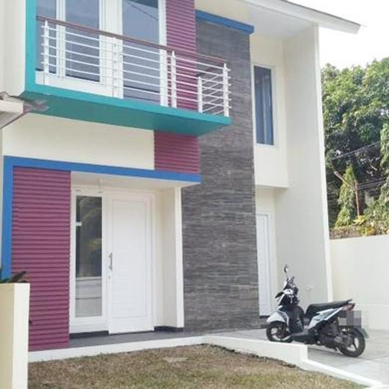 Rumah Hoek Cluster 7 Pamulang, Tangerang (CHR)