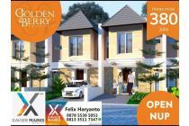 Dijual Rumah Baru Gress Golden Berry