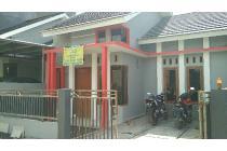 Rumah Minimalis Modern Hanya 600 Meter Dari Alun Alun Kota Cimahi