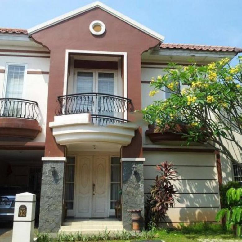Dijual Rumah Murah 2 Lantai di Puri Bintaro Tangerang Selatan