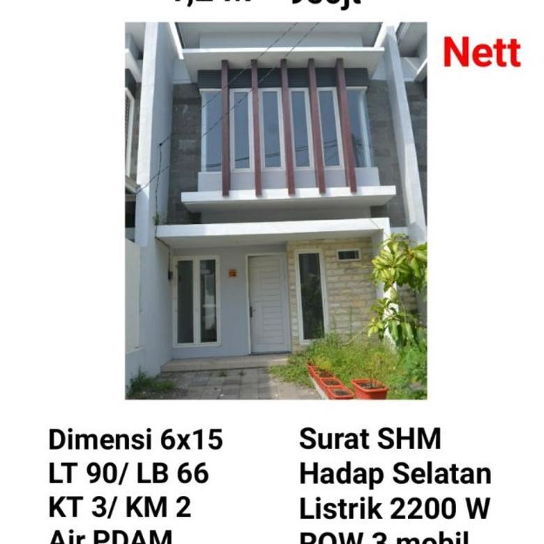 Dijual Rumah Siap Huni Green Semanggi Mangrove, Surabaya