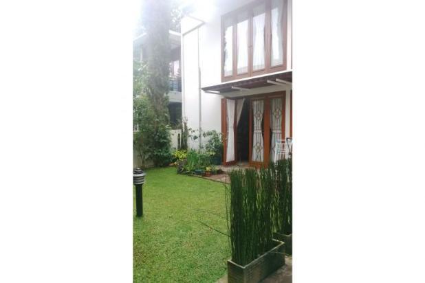 Rumah Bagus Asri Full Furnished Harga di Bawah Pasar di Resor Dago Pakar 8908459