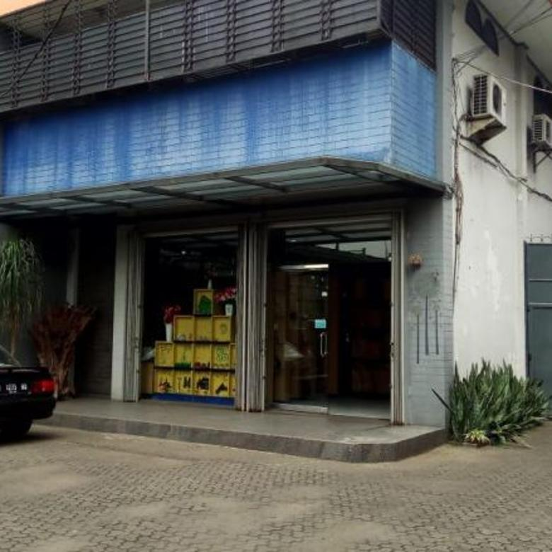 Dijual Gudang Terawat Strategis di Peta, Bandung