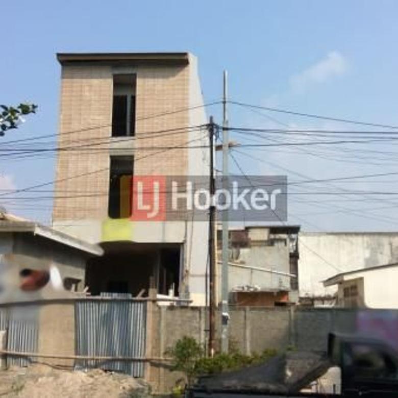 Tanah Di Jalan Pulo Asem Utara Raya, Area Jakarta Timur