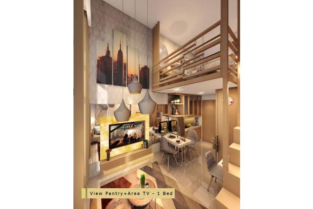 Rp919jt Apartemen Dijual