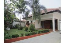 One Level House With Pool In Quiet Area @ Kemang