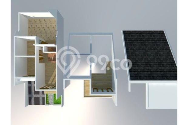 Dijual Rumah Nyaman Strategis di Cilengkrang Villa's House Bandung 6744574