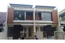 Rumah baru minimalis 2 lt Melati Mas lt.114m, hg 1,5 M