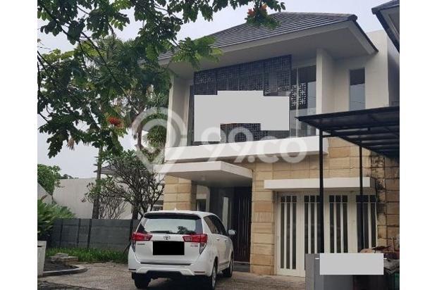 (LH) Rumah Royal Residence Cluster Crownhill Baru Minimalis Jarang ADA 17307609
