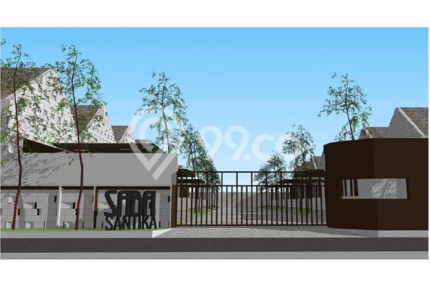 Cluster Eksklusif 14 Rumah di Sawangan Bisa KPR Tanpa DP 13696922