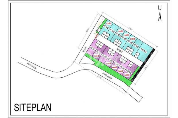 Cluster Eksklusif 14 Rumah di Sawangan Bisa KPR Tanpa DP 13696923