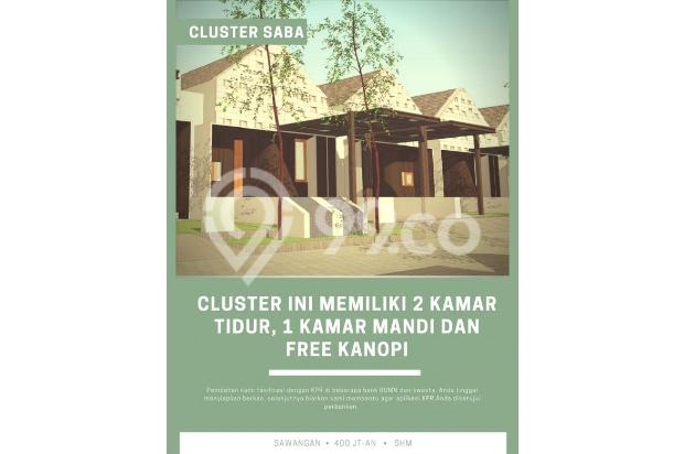 Cluster Eksklusif 14 Rumah di Sawangan Bisa KPR Tanpa DP 13696925