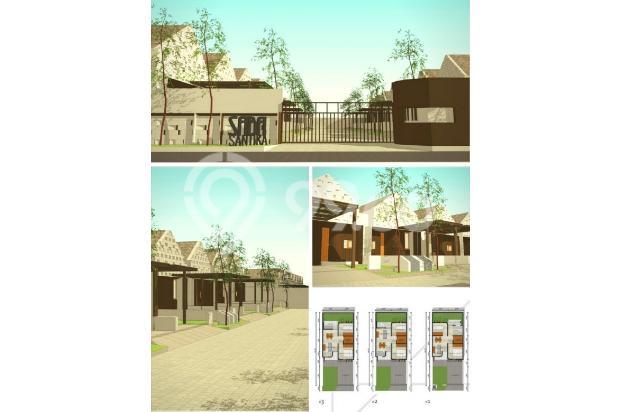 Cluster Eksklusif 14 Rumah di Sawangan Bisa KPR Tanpa DP 13696927
