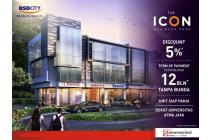 Ruko The Icon Business Park dekat kampus Atmajaya
