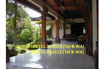Rumah Batuyang Batubulan Bali : LT 2300 m2, LT 650 m2, Hijau, Asri