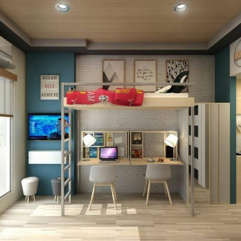 Apartemen Evenciio Depok UI Studio Plus furnished