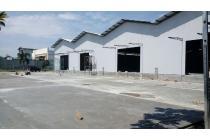 Gudang BRAND NEW disewakan di Pesing, Angke. Lokasi dekat Prima Center