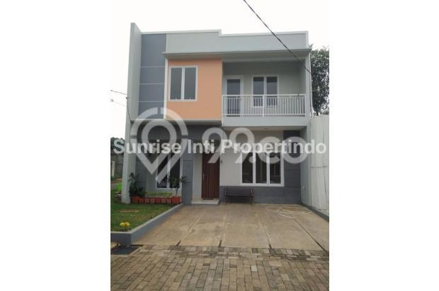Dijual Rumah Cluster Lokasi Strategis di Pondok Ranji Dekat Bintaro Tangsel 7284291