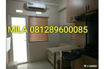 2bedroom harian: di tower scarlet hunian diatas mall GPS lengkap furnished