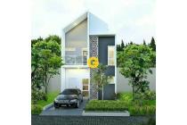 """Rumah Baru Dijual Minimalis Free Biaya"""" di Cilangkap Jaktim"""