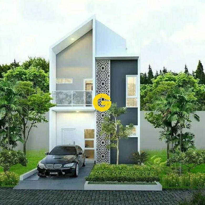 Rumah Baru Dijual Minimalis Free Biaya