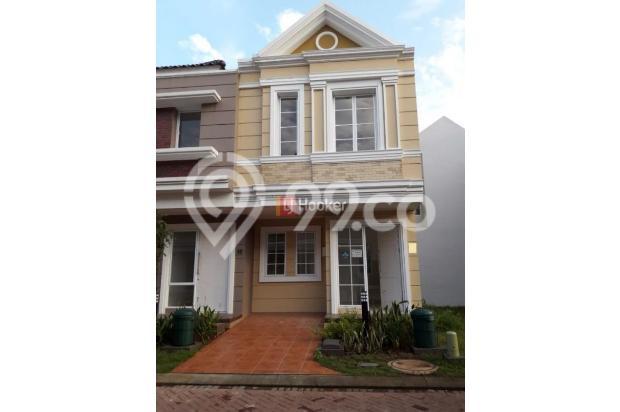 Rumah Di Cluster Amarillo Village Dijual 17825661