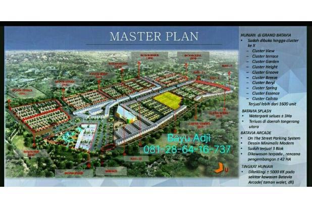 Grand Batavia cadas kukun 2lantai Dp 20kali Tangerang 15423419