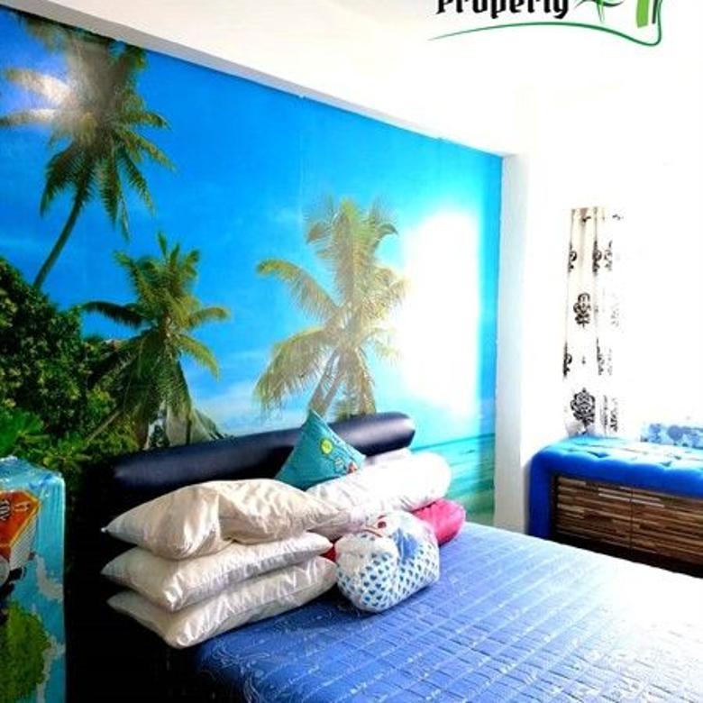 NEW ITEM! MURAH Studio Full Furnish City View Green Bay Pluit