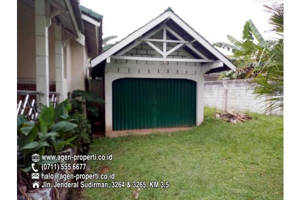 Dijual Rumah Bagus Halaman Luas Jln Sei Betung, YKP 1, Pakjo Palembang 21701577